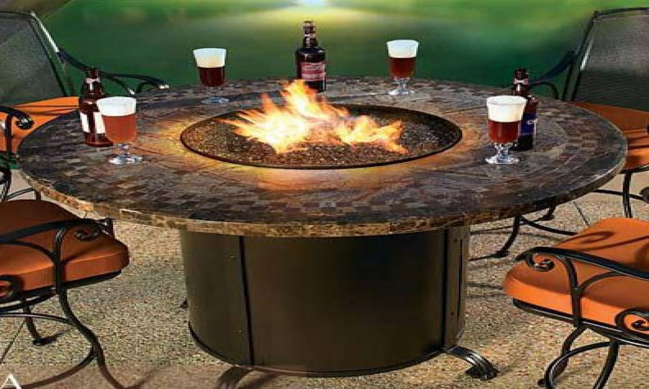 Best ideas about DIY Propane Fire Table . Save or Pin Patio propane fire pit table diy fire pit table diy Now.