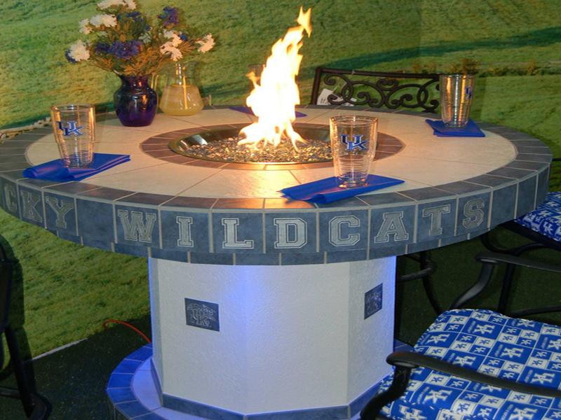 Best ideas about DIY Propane Fire Table . Save or Pin DIY Propane Fire Pit Table Now.