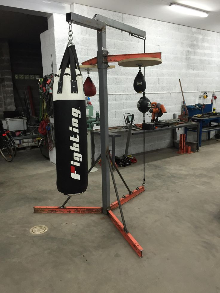 Best ideas about DIY Punch Bag Stand . Save or Pin Best 25 Heavy bag stand ideas on Pinterest Now.