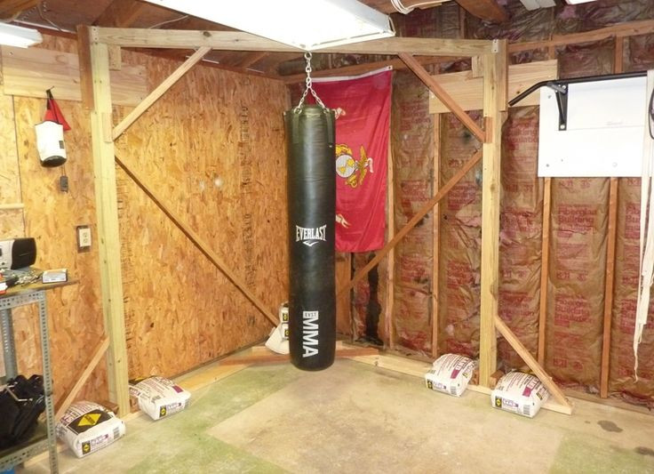 Best ideas about DIY Punch Bag Stand . Save or Pin Heavy Bag Stand For the Home Pinterest Now.