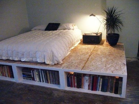 Best ideas about DIY Queen Storage Bed . Save or Pin Best 25 Diy platform bed frame ideas on Pinterest Now.