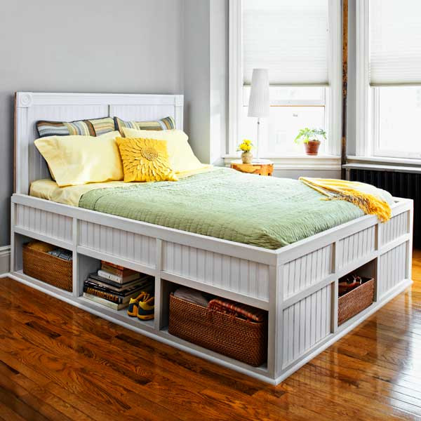 Best ideas about DIY Queen Storage Bed . Save or Pin Storage Bed Now.