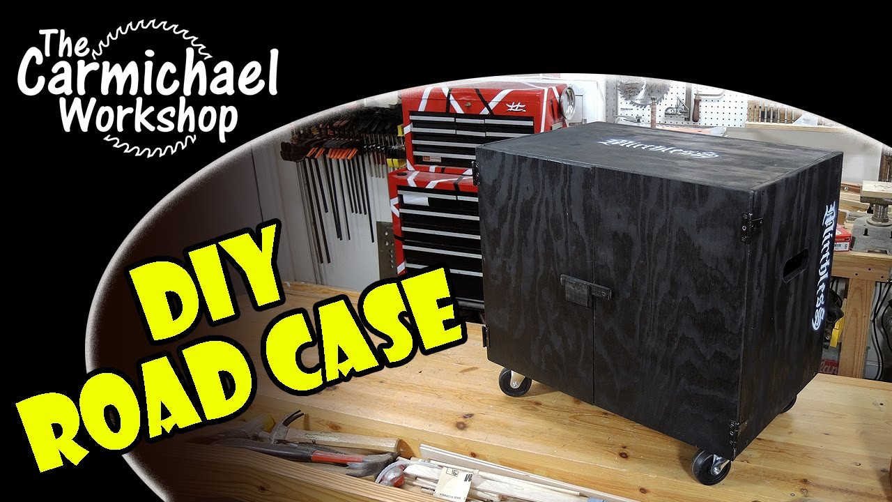 Best ideas about DIY Rack Case . Save or Pin DIY Road Case for Live Audio Gear Now.