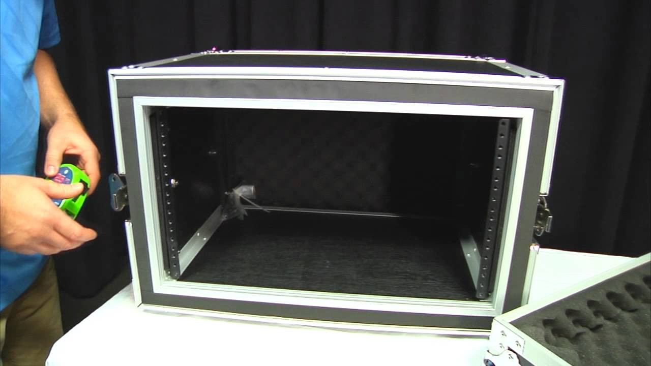Best ideas about DIY Rack Case . Save or Pin OSP 6 space shock mount and rack road tour flight case Now.