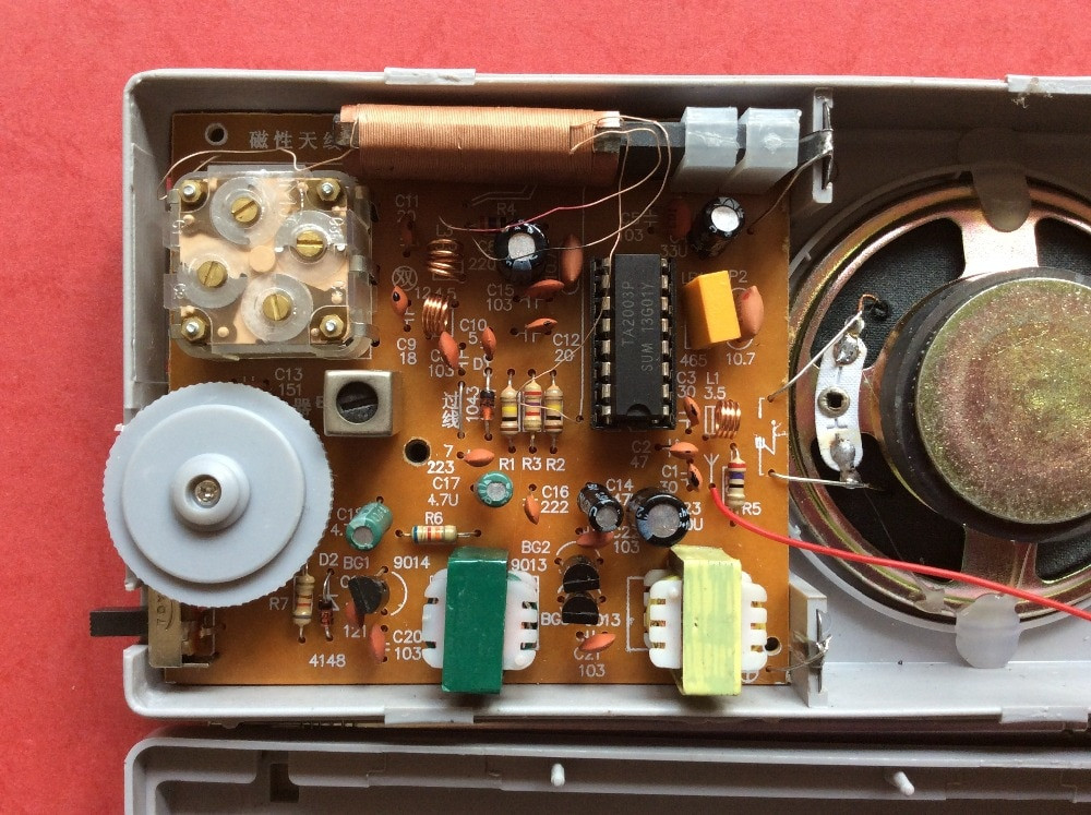 Best ideas about DIY Radio Kit . Save or Pin HAF208 Radio Kit parts electronic production DIY FM Now.
