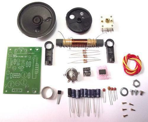 Best ideas about DIY Radio Kit . Save or Pin DIY Radio Kit Now.