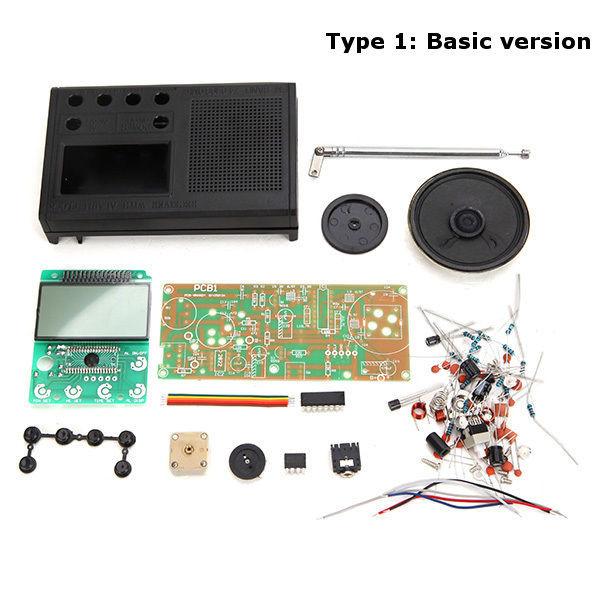 Best ideas about DIY Radio Kit . Save or Pin DIY Black FM Radio Kit Electronic Learning Suite Kit USA Now.