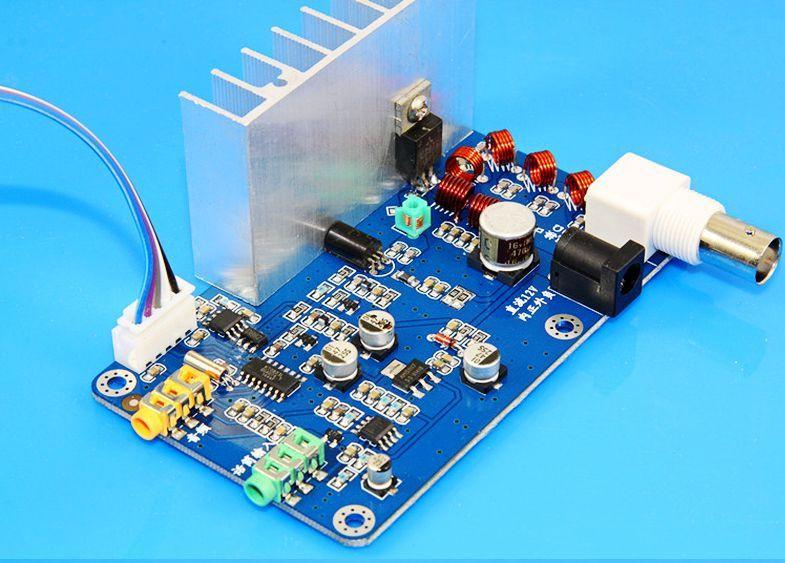 Best ideas about DIY Radio Kit . Save or Pin 12V DIY kit Digital LED Radio Station 7W PLL Stereo FM Now.