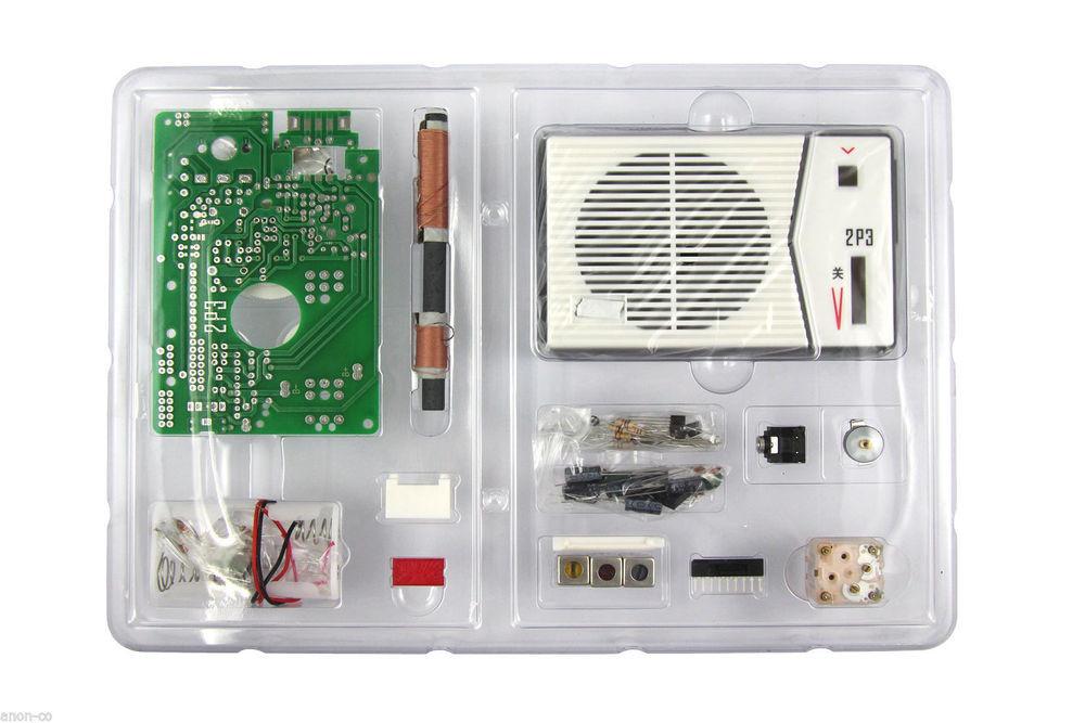 Best ideas about DIY Radio Kit . Save or Pin Tecsun 2P3 AM MW Radio Receiver DIY Kit MAKE YOUR OWN Now.
