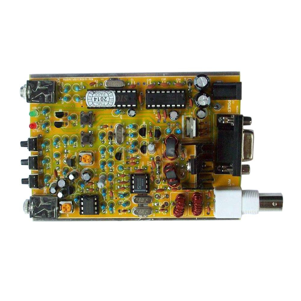 Best ideas about DIY Radio Kit . Save or Pin DIY CW Short Wave Ham Radio Telegraph Transceiver Kit for Now.