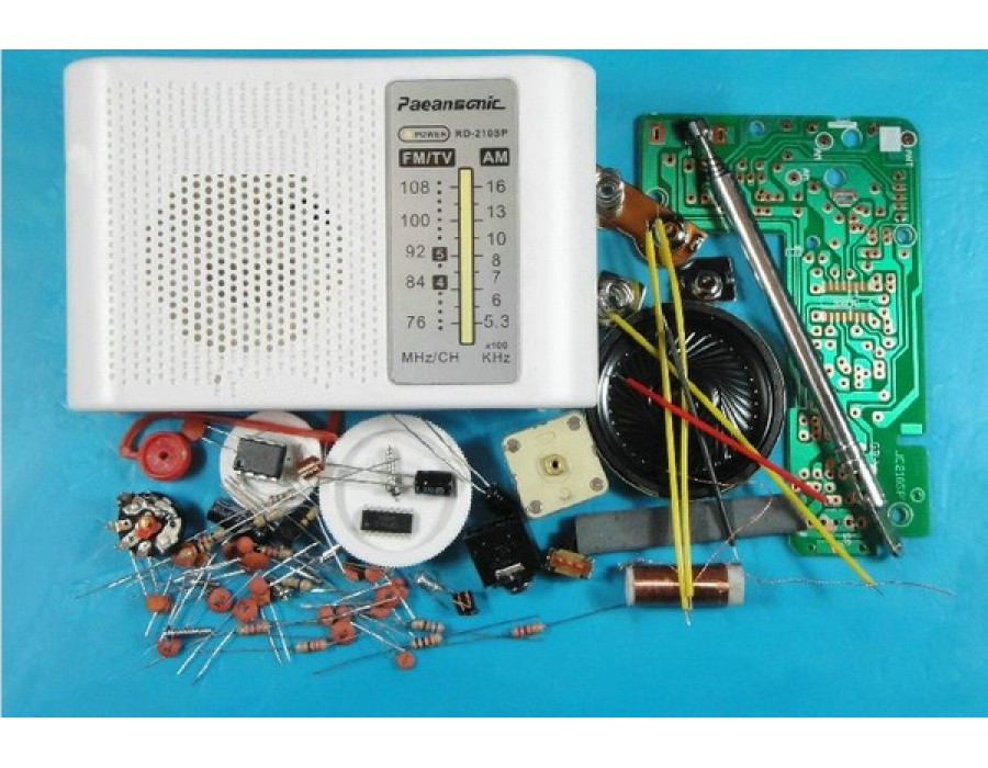 Best ideas about DIY Radio Kit . Save or Pin AM FM DIY Radio Kit Buy line in India Now.