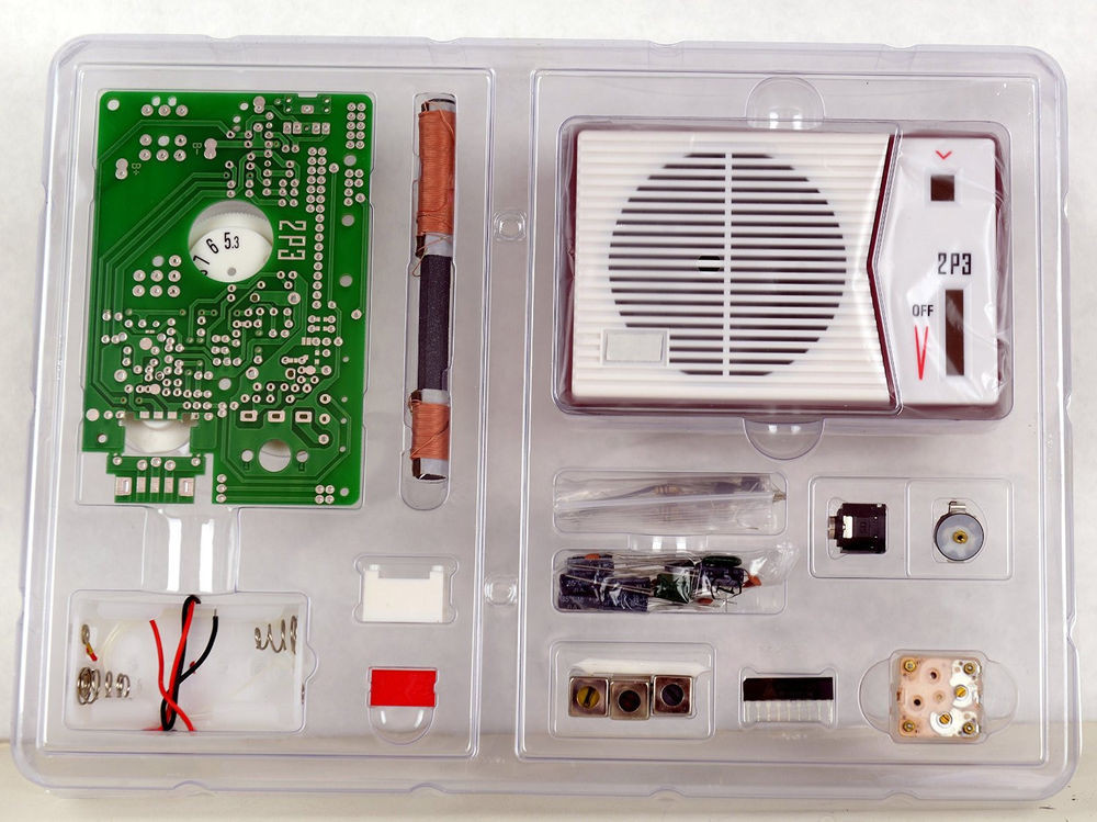 Best ideas about DIY Radio Kit . Save or Pin Tecsun 2P3 AM Radio Receiver Kit DIY for Enthusiasts Now.