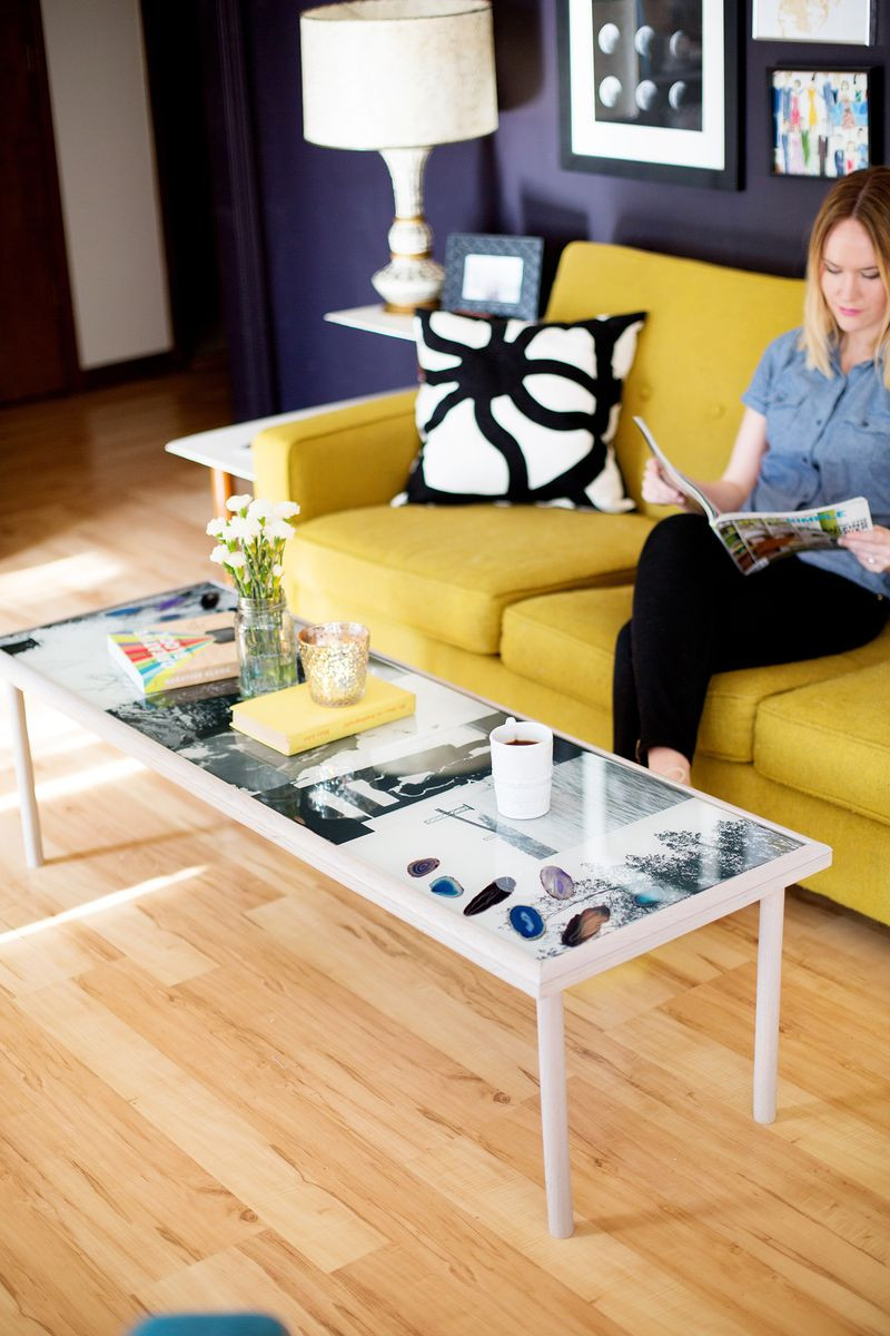 Best ideas about DIY Resin Table . Save or Pin DIY Epoxy Resin Coffee Table – A Beautiful Mess Now.