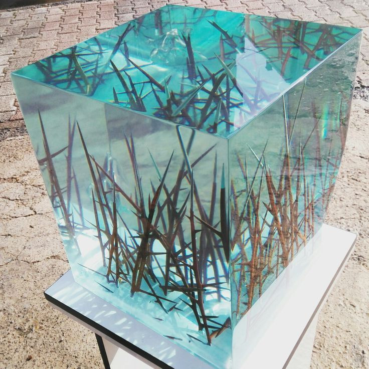 Best ideas about DIY Resin Table . Save or Pin cube resin side table Resin non jewelry Now.