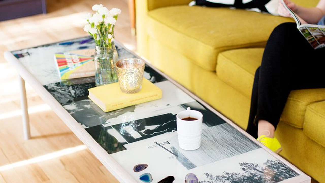Best ideas about DIY Resin Table . Save or Pin How to Create a DIY Epoxy Resin Coffee Table Now.