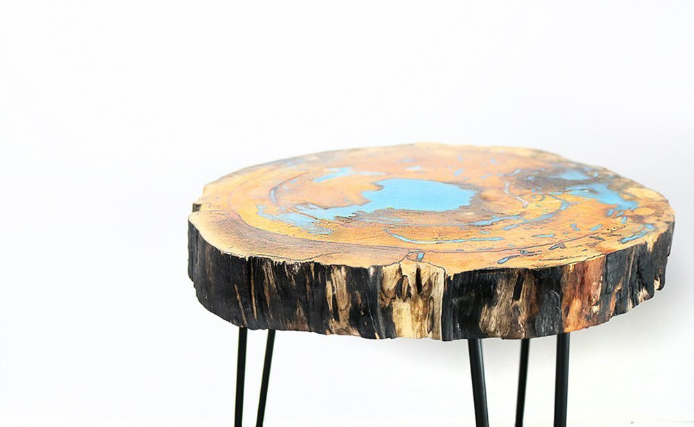 Best ideas about DIY Resin Table . Save or Pin DIY Live Edge Resin Table DIY Huntress Now.
