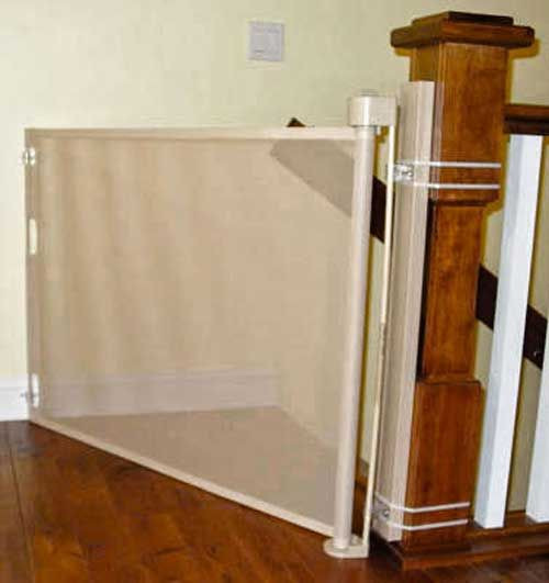 Best ideas about DIY Retractable Baby Gate . Save or Pin 17 Best ideas about Child Safety Gates on Pinterest Now.