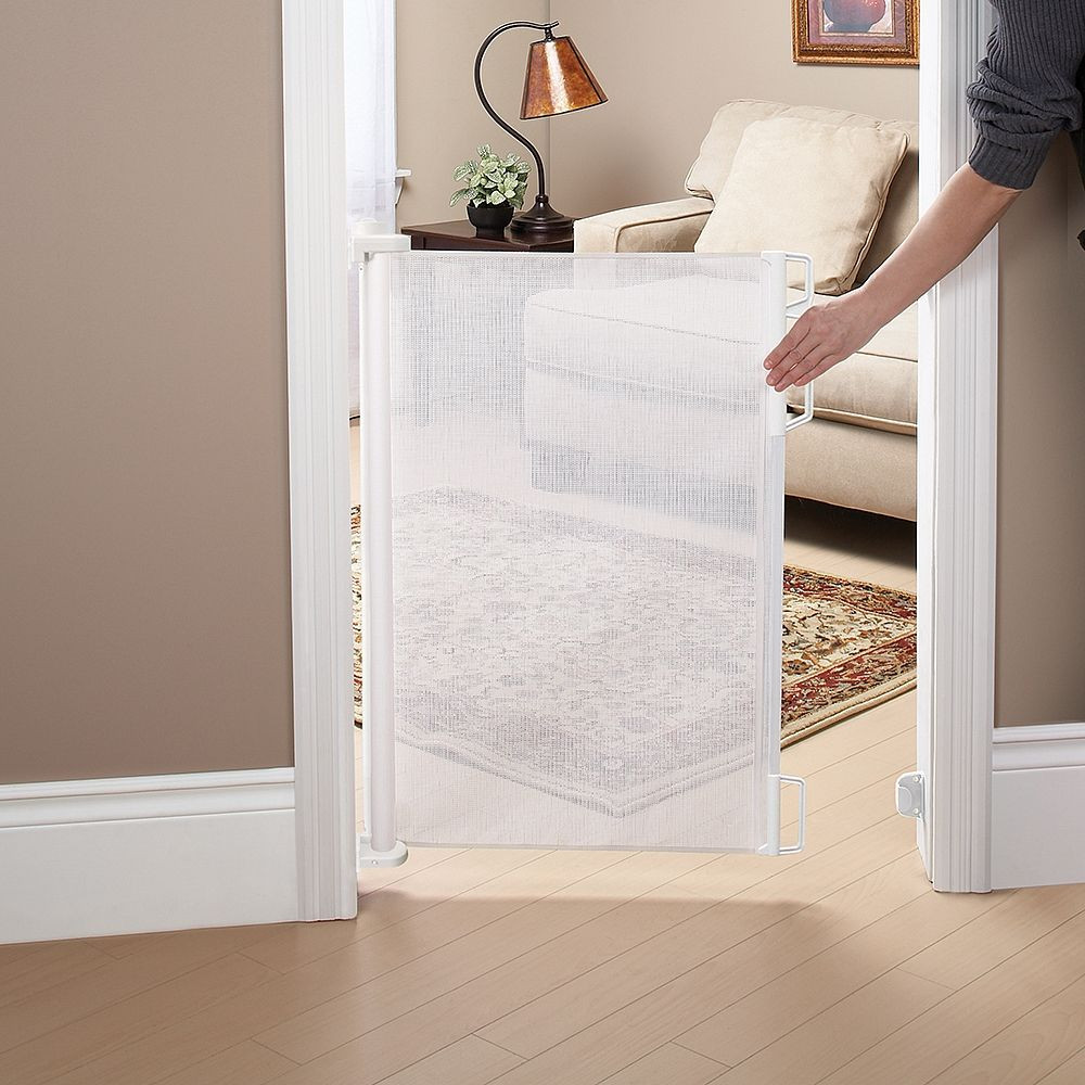 Best ideas about DIY Retractable Baby Gate . Save or Pin The Bily Retractable Safety Gate is a sturdy and durable Now.