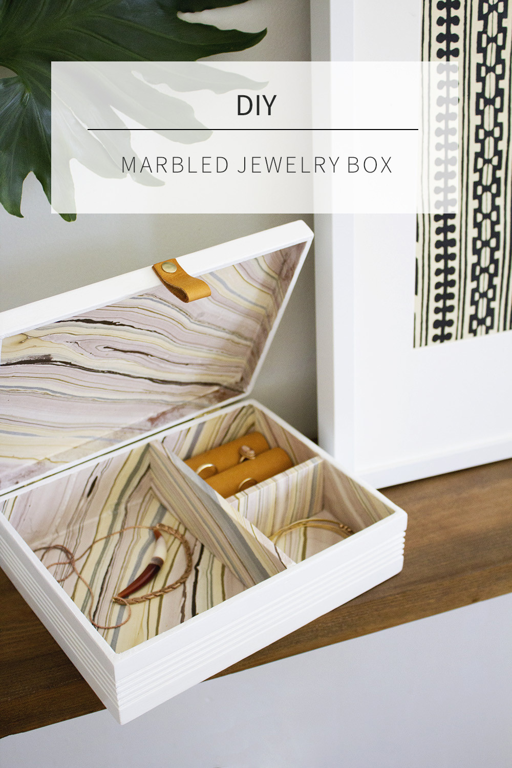 Best ideas about DIY Ring Box . Save or Pin How to Make A Jewelry Box from a Cigar Box Now.