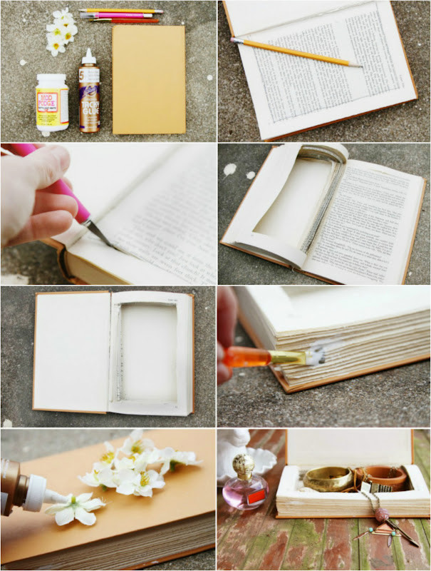 Best ideas about DIY Ring Box . Save or Pin Sincerely Kinsey Jewelry Box Now.