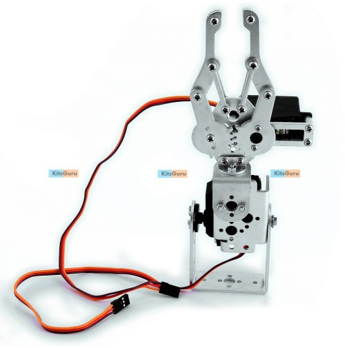 Best ideas about DIY Robot Arm Kit Educational Robotic Claw Set . Save or Pin plete set DIY 2DOF Robot Arm Manipulator Claw Now.