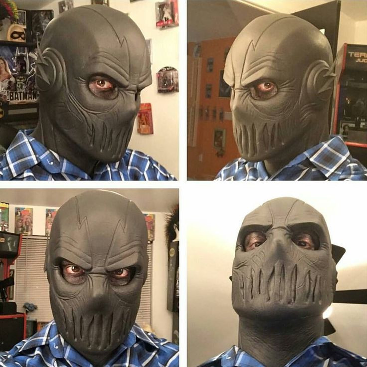 Best ideas about DIY Rubber Mask . Save or Pin Badass foam latex Zoom cowl created by Jester FX check out Now.