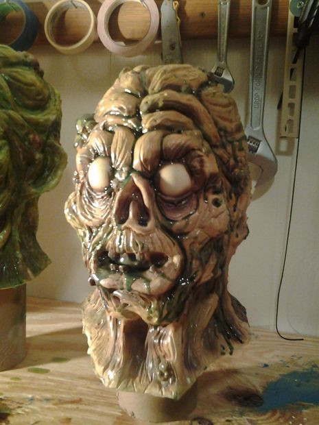 Best ideas about DIY Rubber Mask . Save or Pin Making custom latex halloween masks on a bud Now.