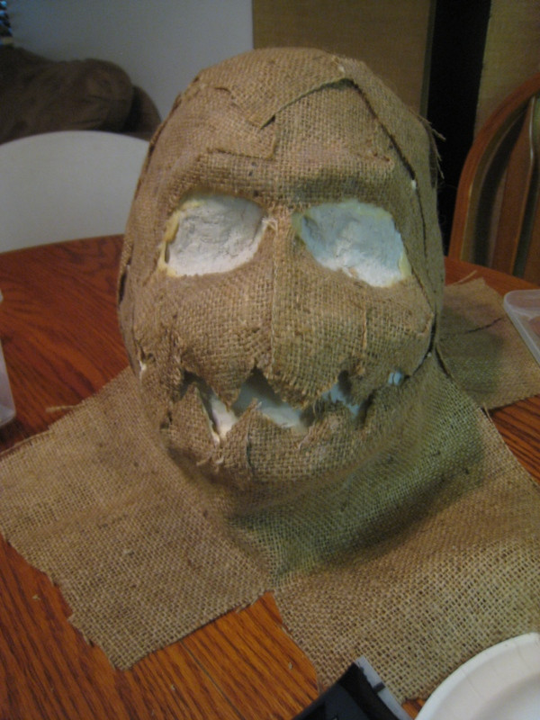Best ideas about DIY Rubber Mask . Save or Pin Other Looking for info on DIY burlap latex masks Now.