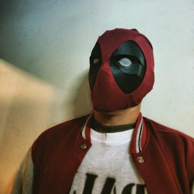 Best ideas about DIY Rubber Mask . Save or Pin Dali Lomo Deadpool Semi Rigid Costume Mask DIY PDF template Now.