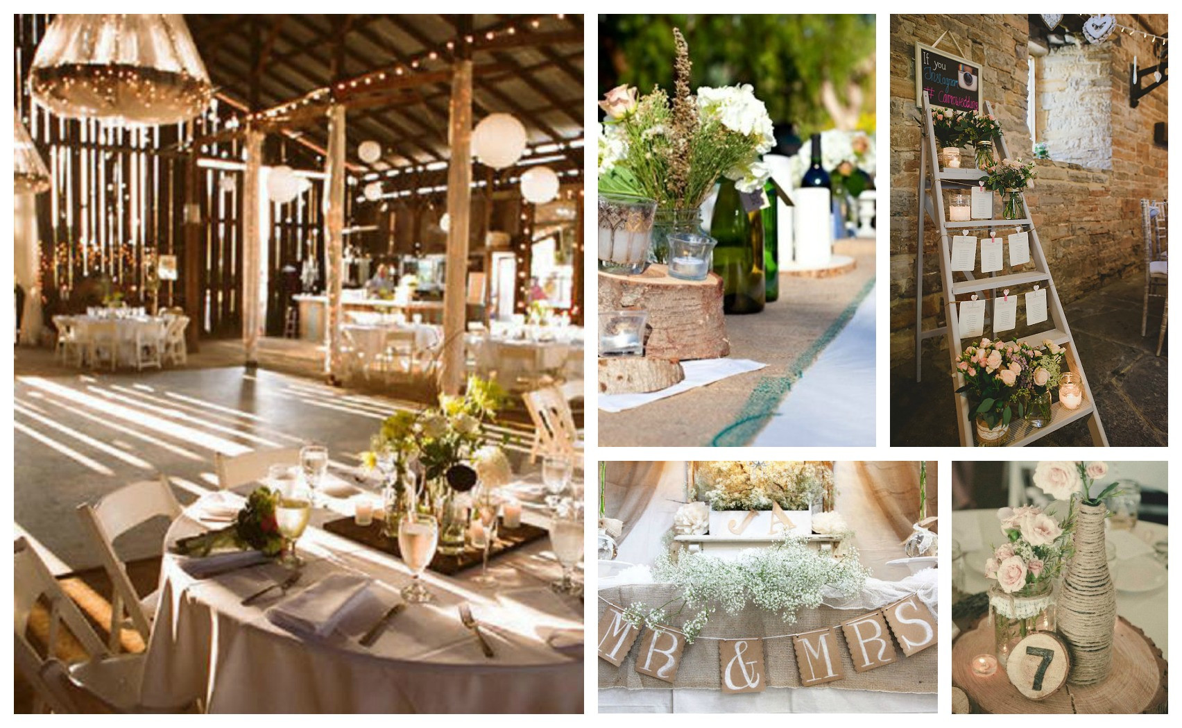 Best ideas about DIY Rustic Wedding Decorations . Save or Pin Awesome DIY Rustic Wedding Decorations That Will Warm Your Now.