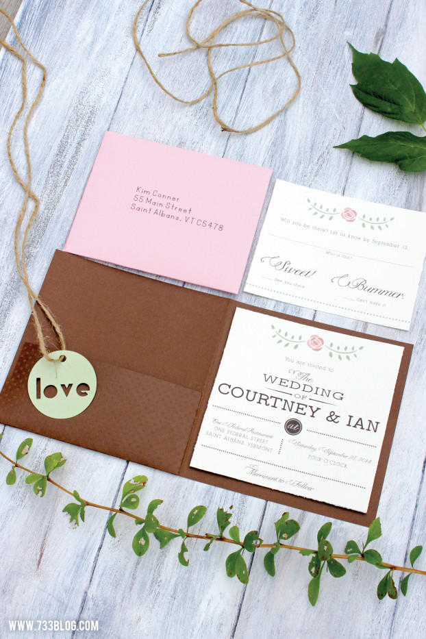Best ideas about DIY Rustic Wedding Invitations . Save or Pin DIY Rustic Wedding Invitations Inspiration Made Simple Now.