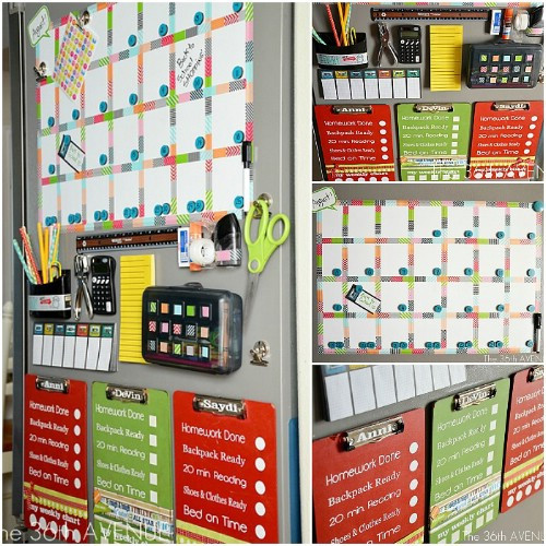 Best ideas about DIY School Organization . Save or Pin 10 Stress Saving Organization Tips for Back to School Now.