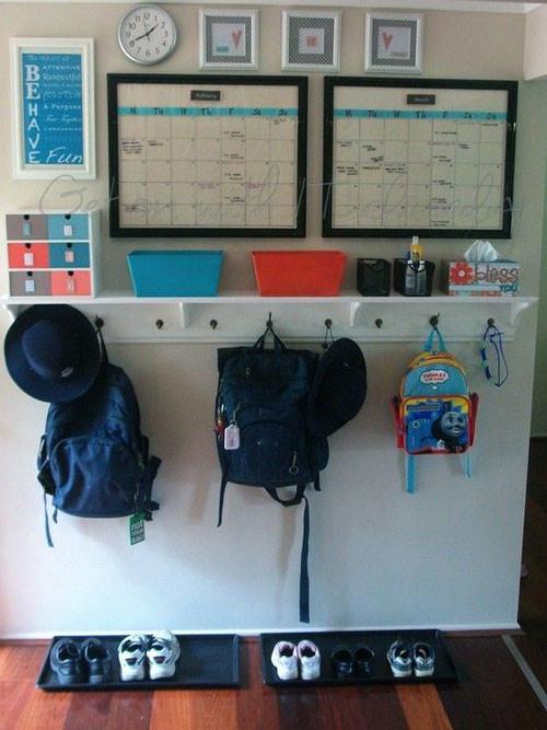 Best ideas about DIY School Organization . Save or Pin 24 Back to School Organization Ideas Now.