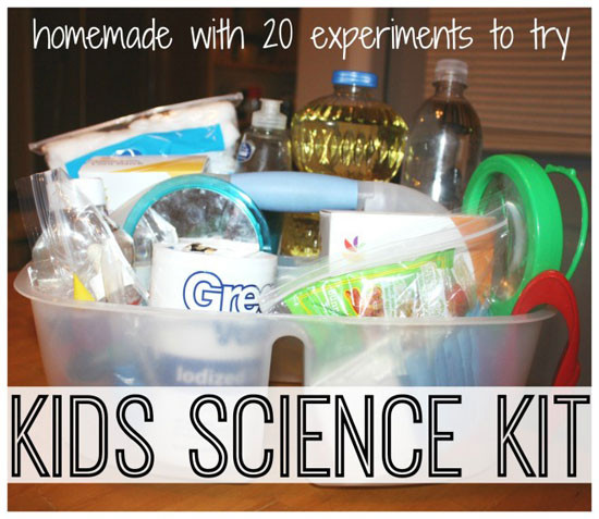 Best ideas about DIY Science Projects For Kids . Save or Pin Top 11 DIY Science Kits for Kids NON TOY GIFTS Now.