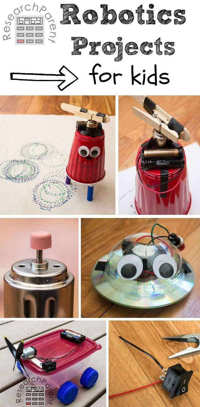 Best ideas about DIY Science Projects For Kids . Save or Pin Robotics Projects for Kids Science Activities Now.