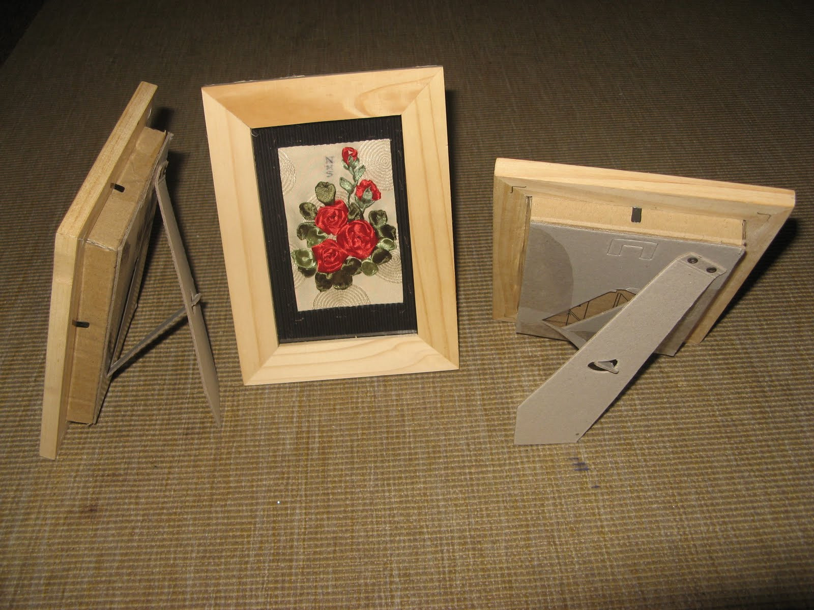 Best ideas about DIY Shadow Box Frame . Save or Pin Euphoria s Handcarved Rubberstamps How to make a DIY Now.