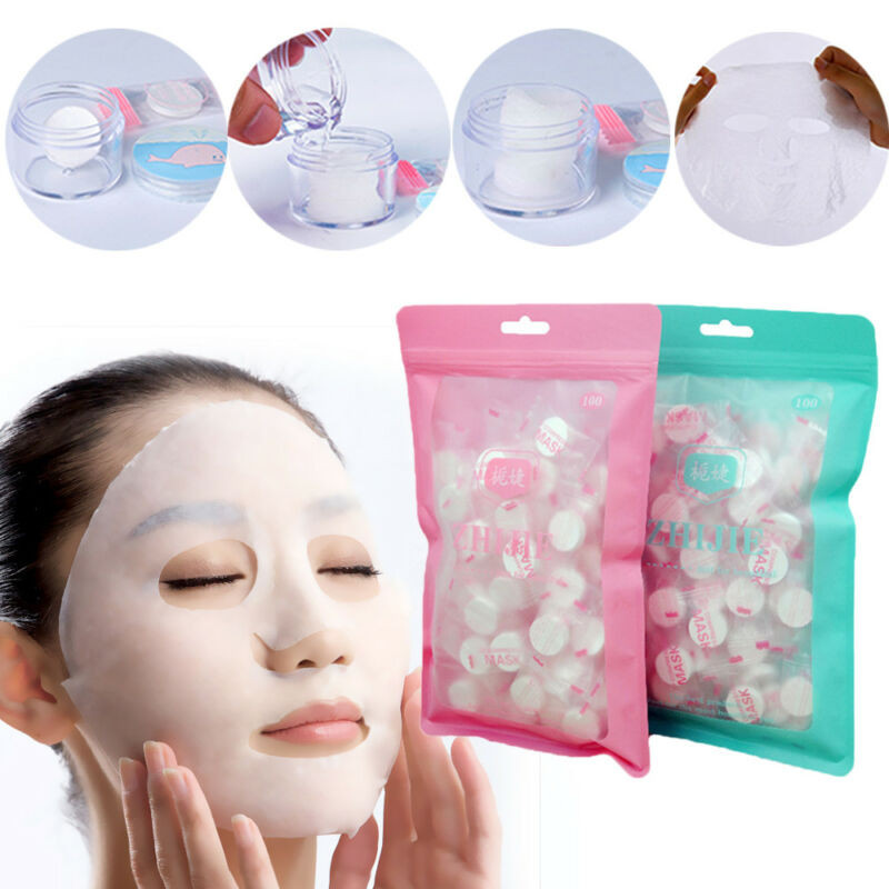 Best ideas about DIY Sheet Mask . Save or Pin 150 Pcs pressed Facial Face Cotton Mask Sheet Paper DIY Now.
