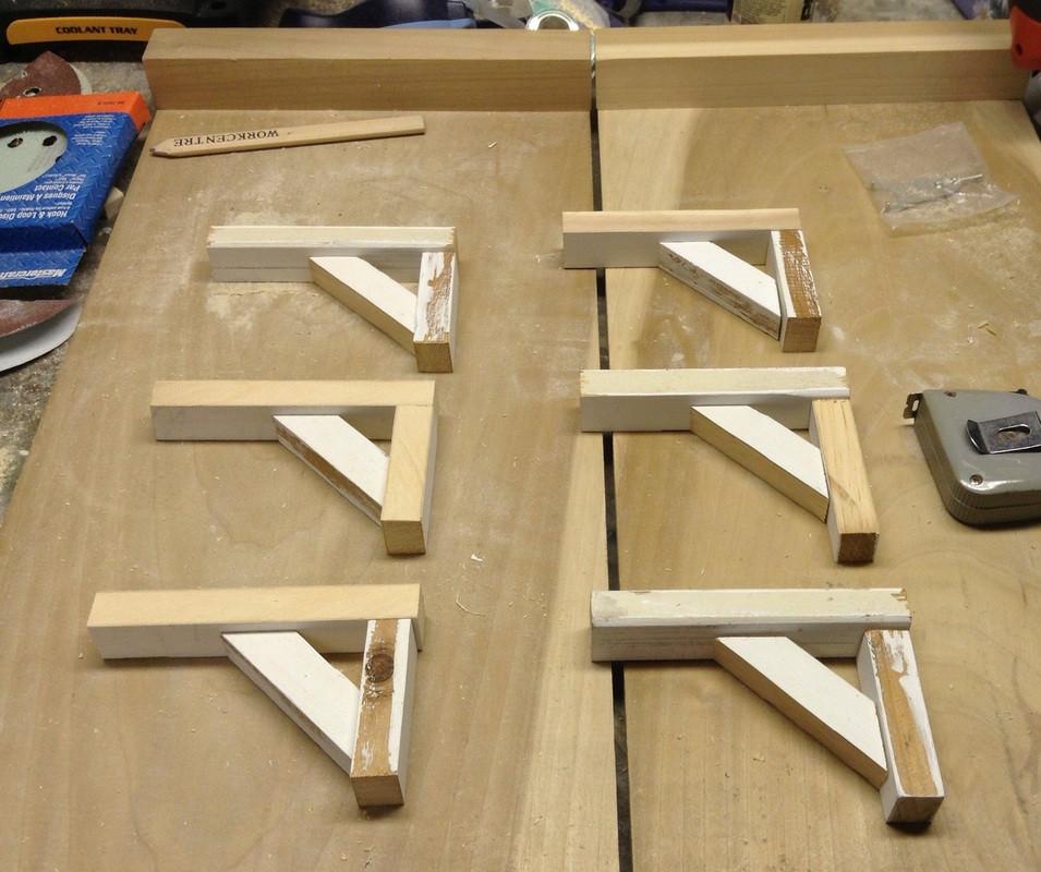 Best ideas about DIY Shelf Bracket . Save or Pin Jane Koopman art and jewelry Jane Koopman s Blog Now.