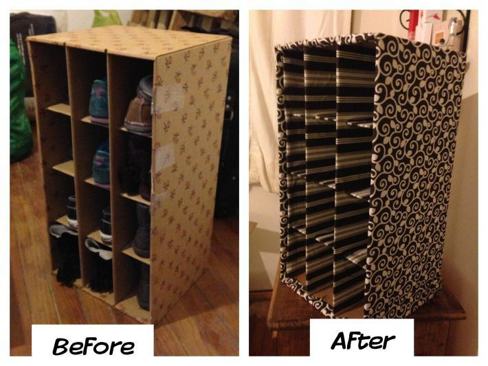 Best ideas about DIY Shoe Rack Cardboard . Save or Pin diy cardboard shoe rack Google Search Now.