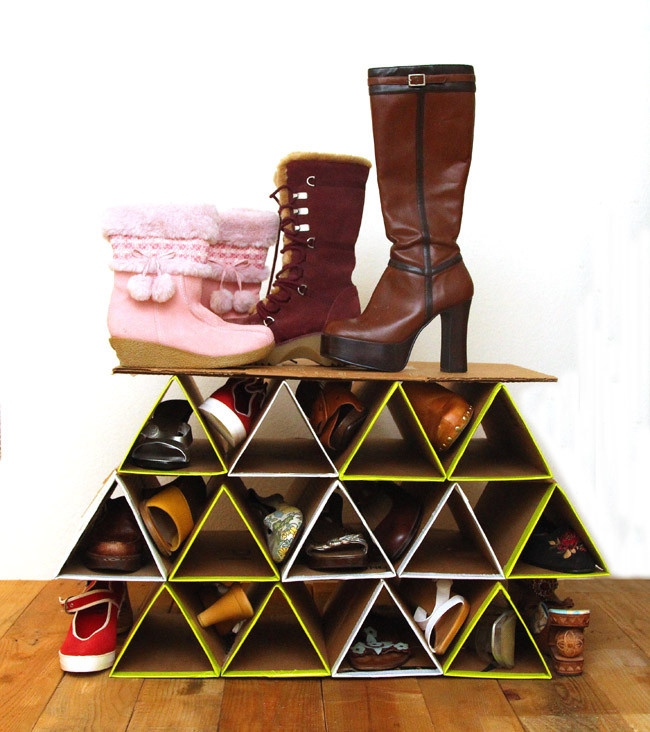 Best ideas about DIY Shoe Rack . Save or Pin 25 DIY Shoe Rack Ideas Keep Your Shoe Collection Neat and Now.