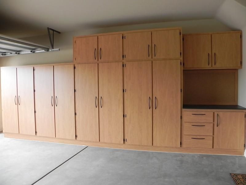 Best ideas about DIY Shop Cabinets . Save or Pin Garage Cabinets Plans Solutions Now.