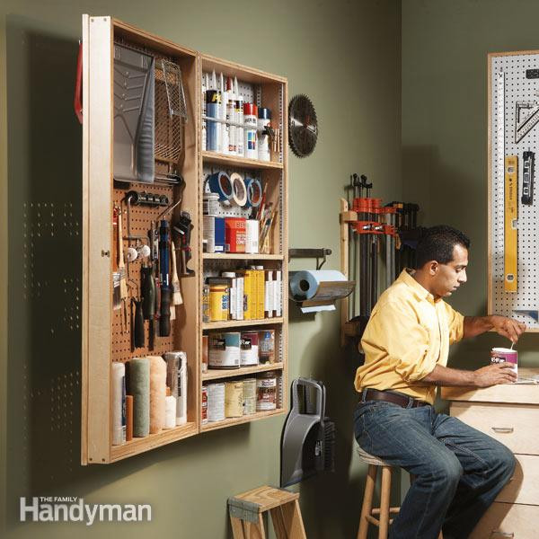 Best ideas about DIY Shop Cabinets . Save or Pin DIY Garage Cabinet Now.