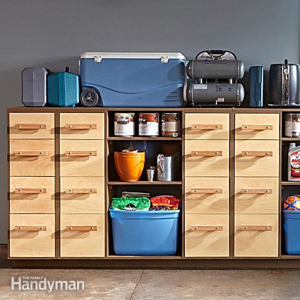 Best ideas about DIY Shop Cabinets . Save or Pin DIY Garage Storage Super Sturdy Drawers Now.