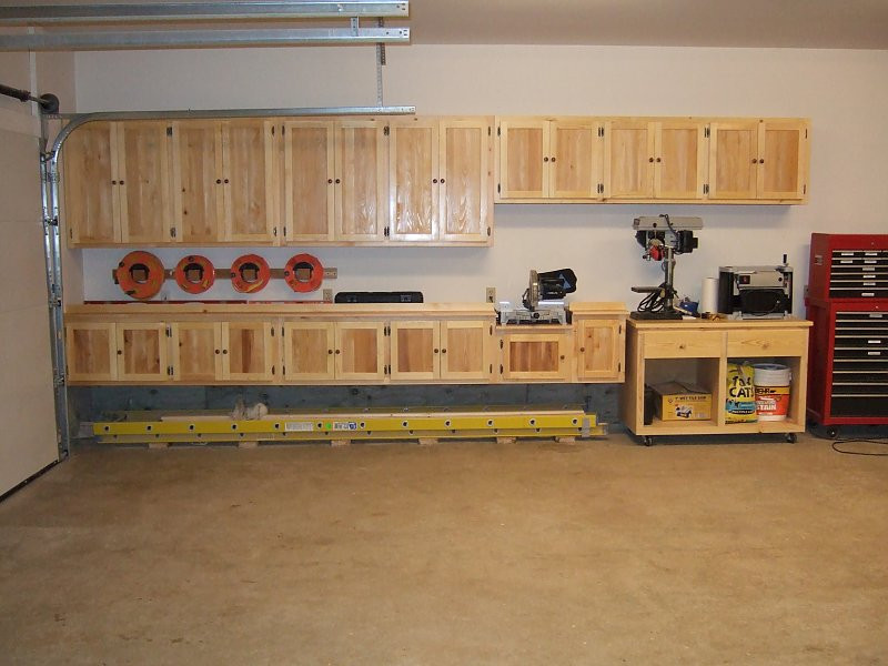 Best ideas about DIY Shop Cabinets . Save or Pin Anthony s Miscellaneous Woodworking Projects Now.