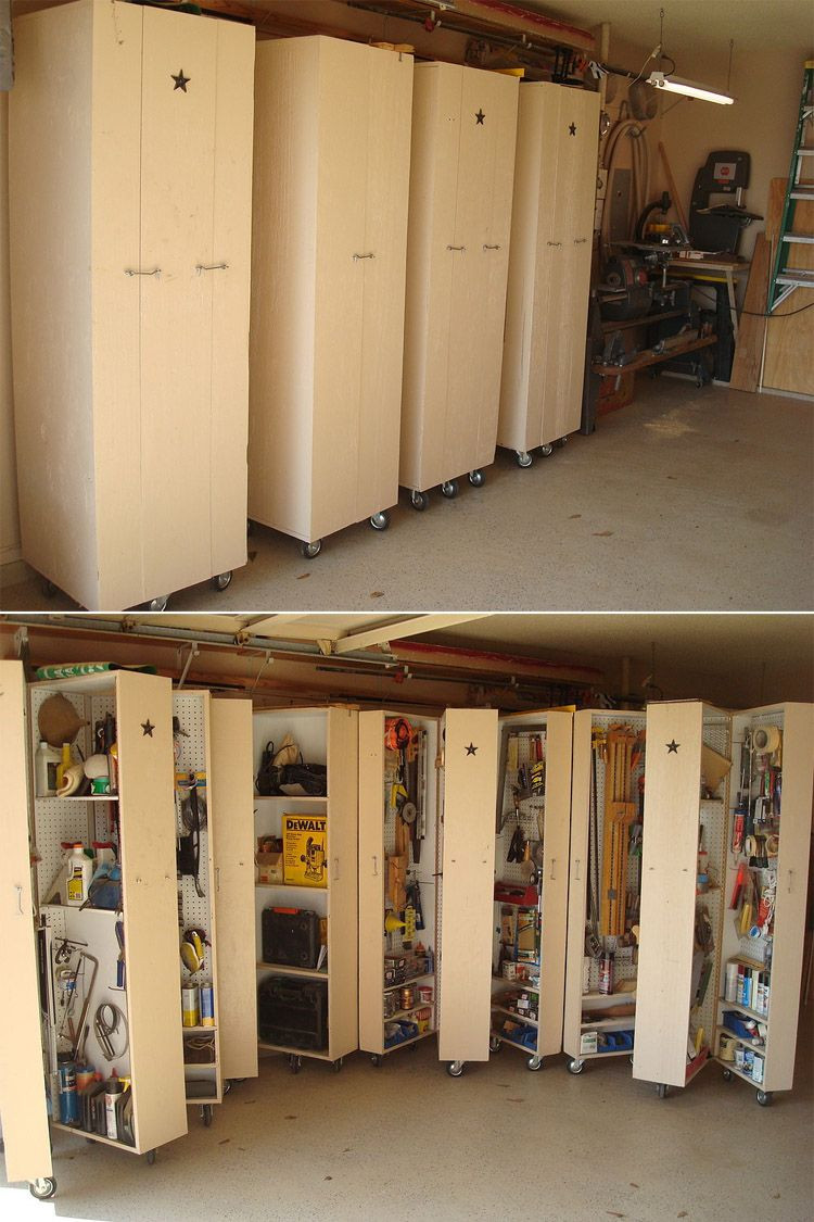 Best ideas about DIY Shop Cabinets . Save or Pin I Finally Got Tired of Having My Tools Scattered All Over Now.