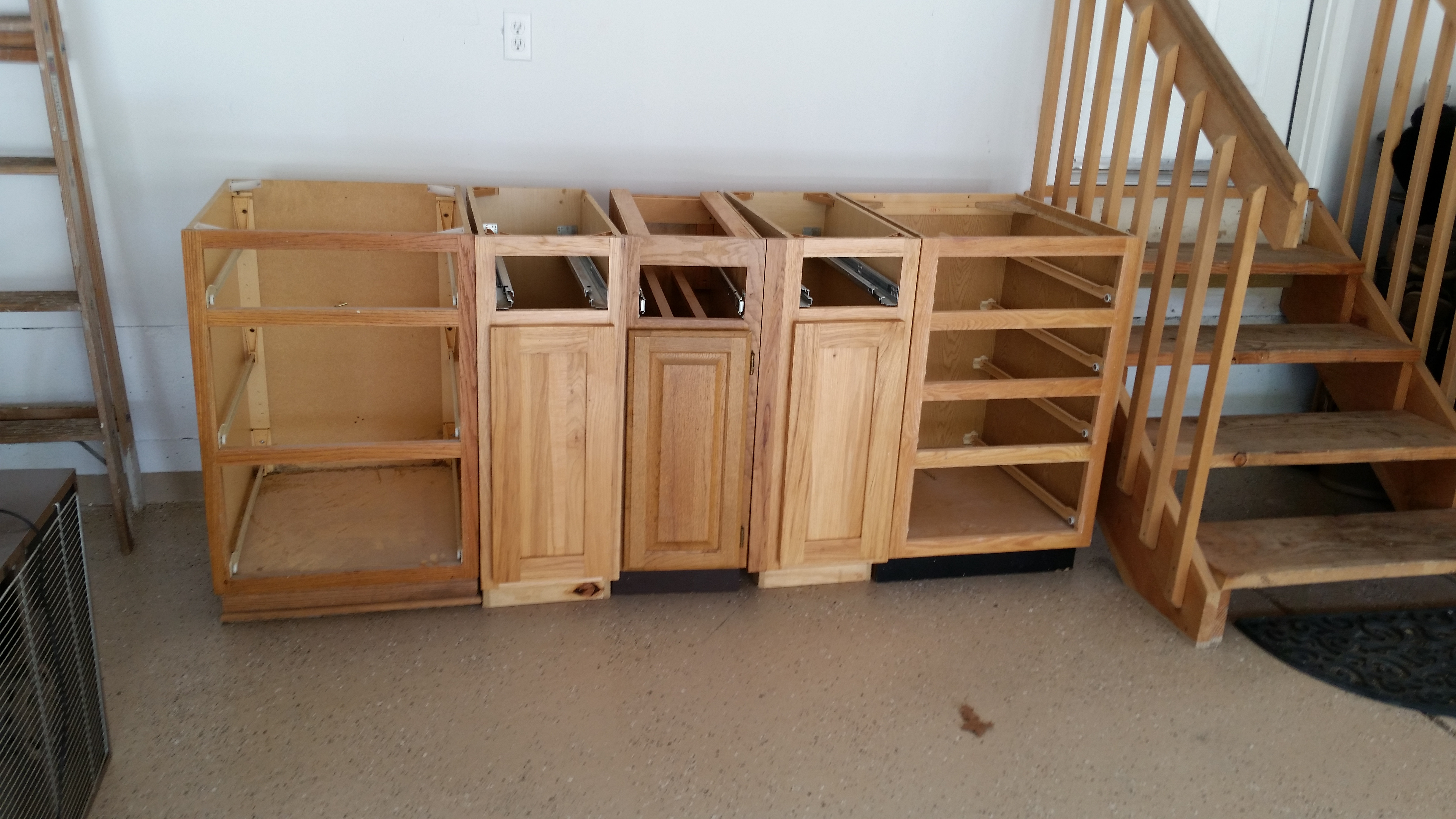 Best ideas about DIY Shop Cabinets . Save or Pin Remodelaholic Build An Organized Pegboard Tool Cabinet And Now.