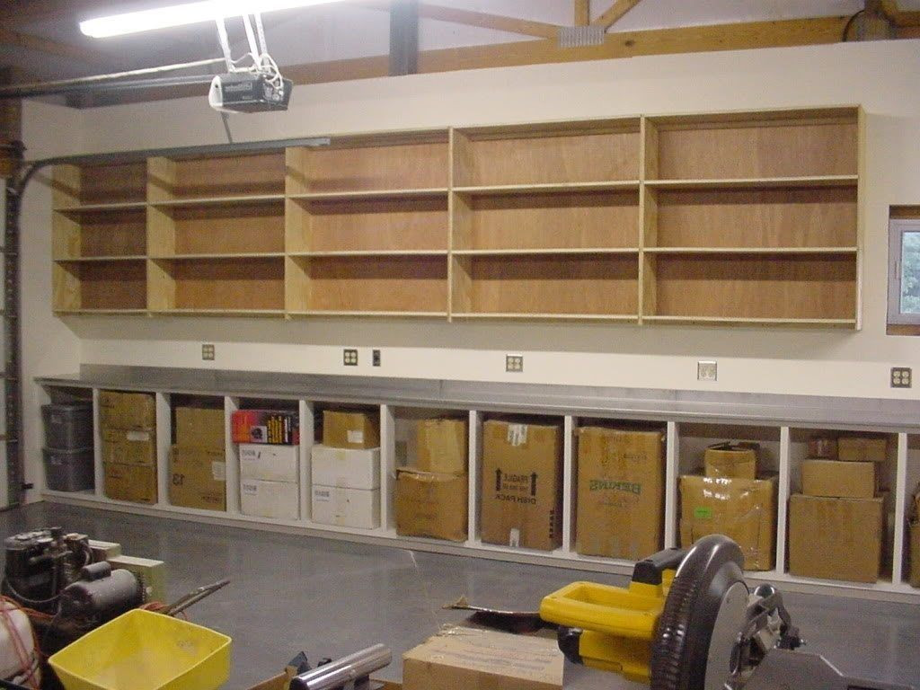 Best ideas about DIY Shop Cabinets . Save or Pin Diy Garage Cabinets To Make Your Garage Look Cooler in Now.