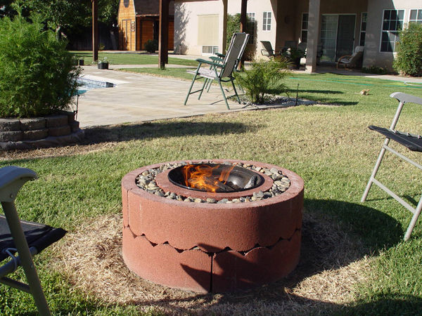 Best ideas about DIY Small Fire Pit . Save or Pin 20 Stunning DIY Fire Pits You Can Build Easily – Home And Now.