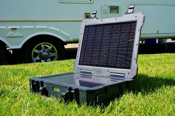Best ideas about DIY Solar Generator Kit . Save or Pin Best Portable Solar Generator the Market Choosing Best Now.