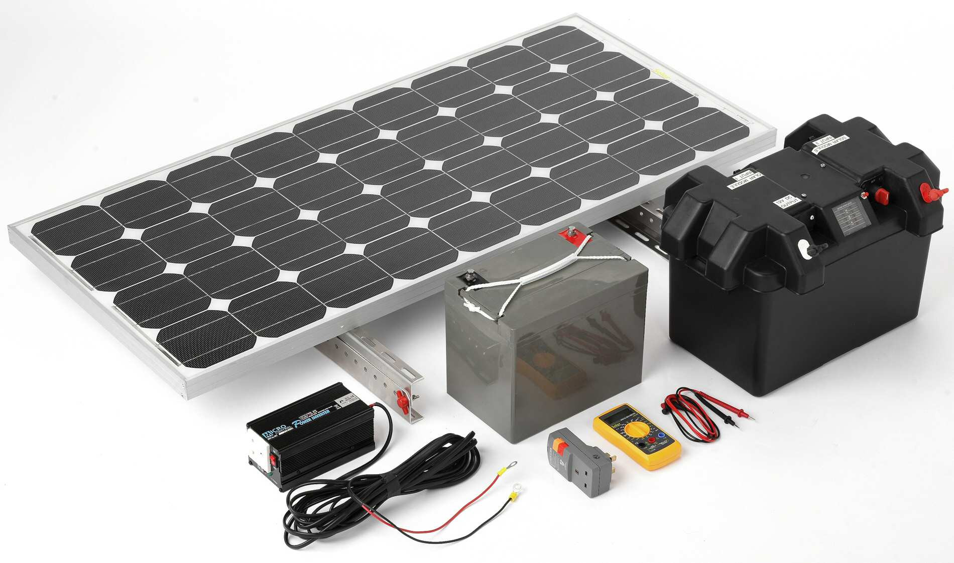 Best ideas about DIY Solar Generator Kit . Save or Pin What to Look for in Solar Generators SHTF Prepping Now.